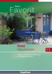 Holz Haustüren - Fa. Breher Fenster + Türen