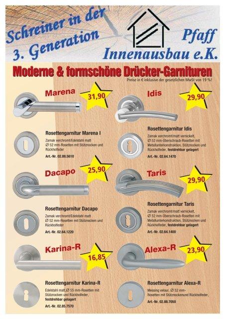 handlaufsystem - Pfaff Innenausbau e.K.