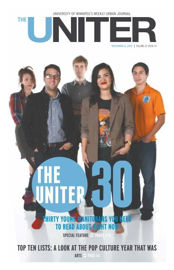 Download PDF - The Uniter