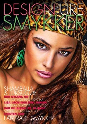 shamballa & luksusure fairtrade smykker - Designuresmykker.dk