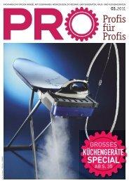PRO 3/2011 - Das Pro-Webmagazin