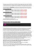Peacock Audio- Nieuwsbrief september 2012. - Page 2