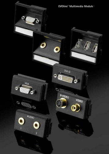 EVOline® Multimedia Module