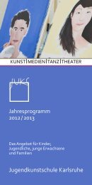 0 - Jugendkunstschule Karlsruhe