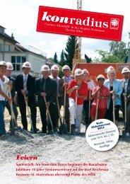 Herbst 2011 - Caritas-Altenhilfe für die Region Konstanz