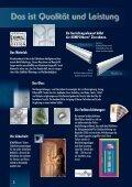 Aluminium Haustüren der Extraklasse - Fenstertechnik Irsch - Seite 2