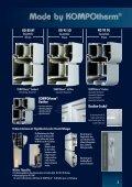 Aluminium Haustüren der Extraklasse - Fenstertechnik Irsch - Seite 3
