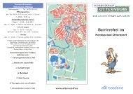 Tourist-Information Historisches Rathaus - Nordseebad Otterndorf