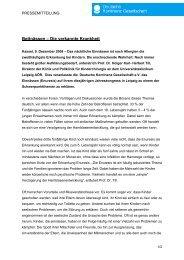 Bettnässen – Die verkannte Krankheit - Deutsche Kontinenz ...
