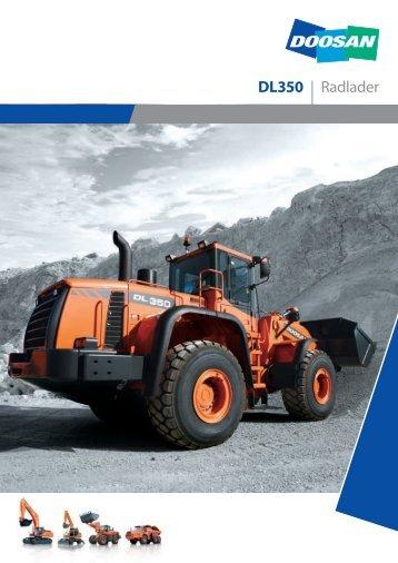 DL350 | Radlader