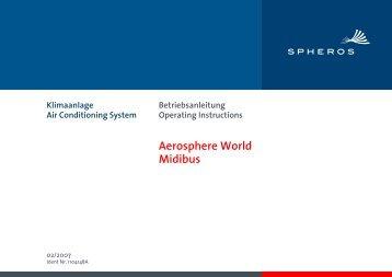 Aerosphere World Midibus - Spheros