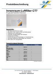 MA PB Innenraum-Luftfilter CT7 - atr.de