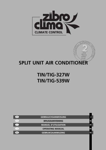 e einstellen der temperatur - Manual - PVG