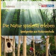 Die Natur spielend erleben - FREISPIEL Spiel