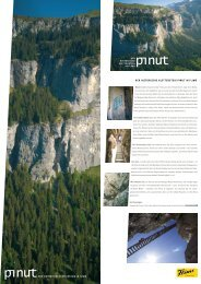 Flyer Pinut - Chur Tourismus
