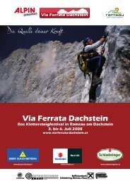 Download Folder (2,5 MB) - Via Ferrata Dachstein
