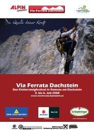 Download Folder (2,5 MB) - Via Ferrata Dachstein