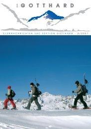 alpen - taxi - SAC-Gotthard