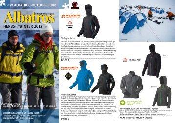 Empfehlungen aus dem aktuellen Albatros Winter-Programm erhalten