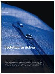 Evolution in Action - 4-Seasons.de