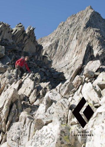 alpine adventures - Black Diamond