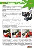 Kolibri Multislide - Page 3