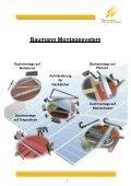 Baumann-Solartechnik Montagesystem - Seite 2