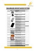 Baumann-Solartechnik Montagesystem - Seite 3