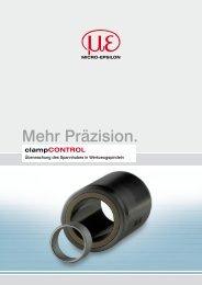 clampCONTROL - Micro-Epsilon Messtechnik GmbH & Co. KG