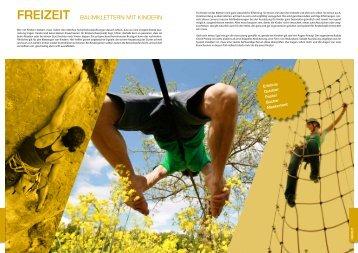 Klettergurt Treemotion : Kolibri treemotion