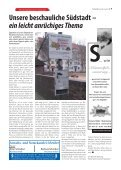 Südstadt Journal 04/2012 - LeineVision. - Page 7