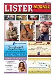 Lister Journal 03/2012 - LeineVision.