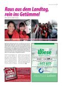 Lister Journal 03/2012 - LeineVision. - Page 7