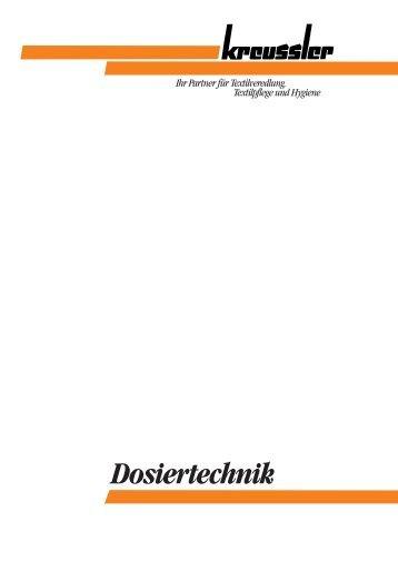 Dosier - kreussler
