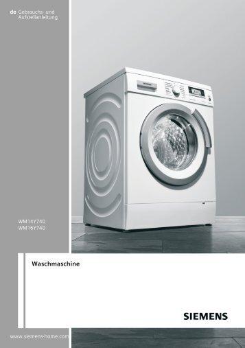 Waschmaschine - Moebelplus GmbH