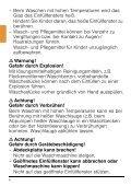 Waschmaschine - Moebelplus GmbH - Seite 6