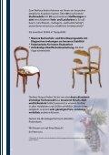 """Stilvolle sitzgelegenheiten """"made in italy"""" - Stilmöbel Peter Leu - Seite 2"""