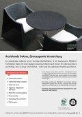 Dauerhaft schöne Designs Tischplatten 2012. - Page 3