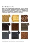 Dauerhaft schöne Designs Tischplatten 2012. - Page 5