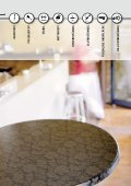 Basis für Gastlichkeit: Tischplatten von WERZALIT. - Seite 2