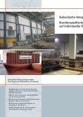 Galvanische Anlagen. Kundenspezifische Lösungen auf ... - Koerner - Seite 2