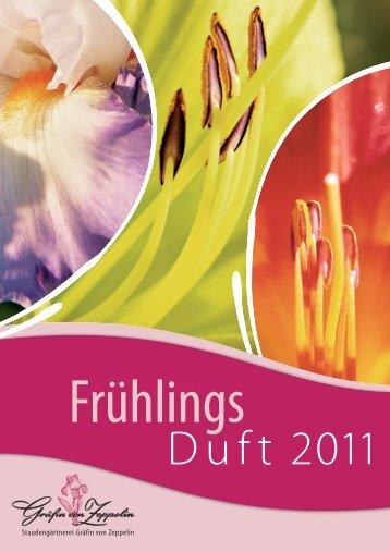 Frühlingsliste 2011NEU_cms.indd - Staudengärtnerei Gräfin von ...