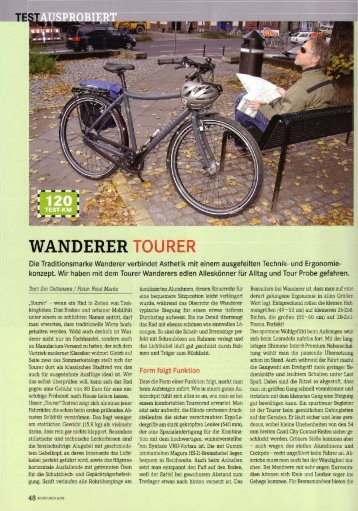 WANDERER TOURER