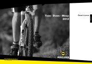 Workshop Manual Suspension 2012 - MAGURA