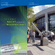 pdf-Datei - Nacht der Wissenschaft - Carl von Ossietzky Universität ...