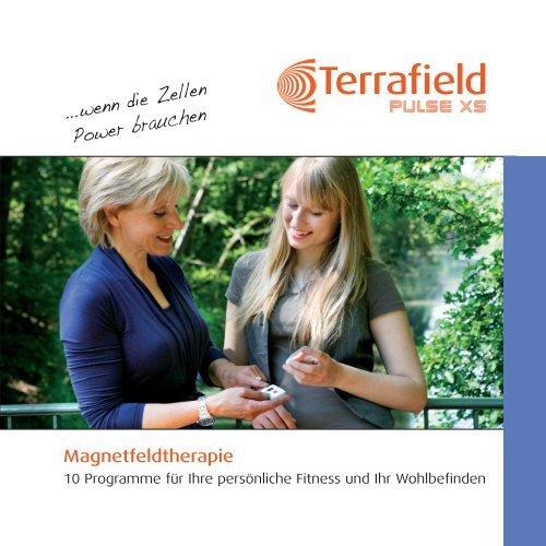 Terrafield Pulse XS - Prospekt