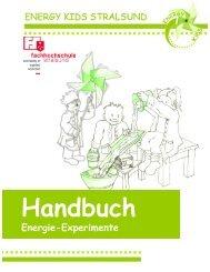 Energie-Experimente - Energy Kids Stralsund - Fachhochschule ...
