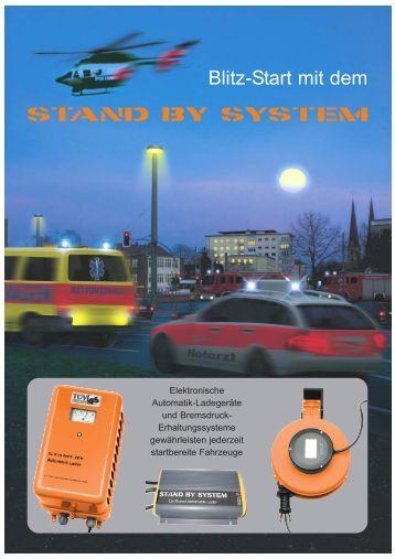 Sicherheit Technik Automatisch Normkonform ... - stand by system