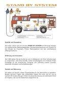 Sicherheit Technik Automatisch Normkonform ... - stand by system - Page 2