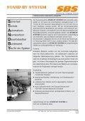 Sicherheit Technik Automatisch Normkonform ... - stand by system - Page 6